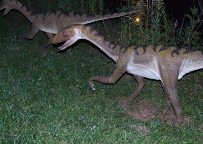 Bałtow Jurassic Park – dinosaurs models